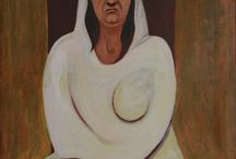 Hamed Hassanzada (1987-) / Art from Afghanistan.