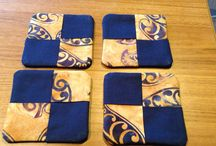 Coasters / Sewing