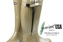 The Royal Zip Welly