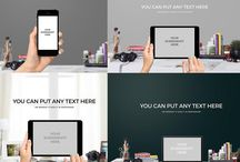 Ressources: Free Mockup for Designers
