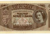 Régi magyar papírpénzek