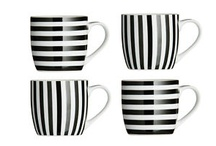 stripe on mugs