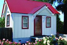 Micro Homes - Exterior