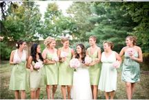 green weddings / by Rubina Branscome