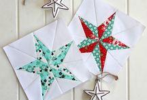 Nähen - Quilt * Stars
