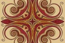 SUR-DECO / ornament, pattern, mandala, boris indrikov http://www.indrikov.com/surdeco/surdeco.html