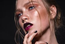 #ItalianKiss / Italian Kiss - intriguing colour combination for eye and lip makeup.