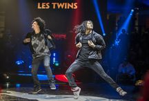 LES TWINS - The Best Freestyle Dance