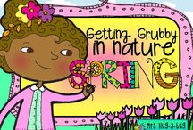 ✿ SPRING ~ Getting grubby in nature ✿ / GREEN GRUBS GARDEN CLUB ☼ Fresh air, bare feet + grubby hands = active learning