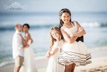 Bali family photo