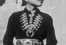 Viselet - É.-am. őslakos - navajo