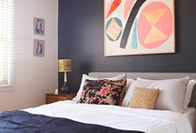 bedroom wall colours