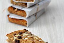Muesli , granola et barre de céréales