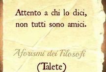 citate in italiano