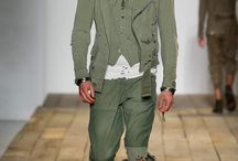 Menswear collections