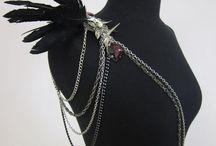 Raven Queen Costume
