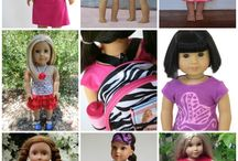 American Girl Clothes Pattersn