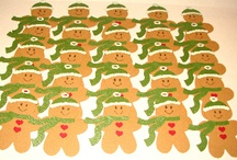 Gingerbread Man-u can't catch me, I'm the gingerbread man!