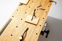 Wood - benches & tool chests / working bench and tool chest inspiration and ideas