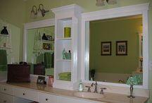 Bathroom / Bathroom updates, redo, decorating tips