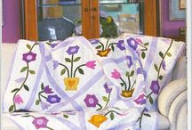 Flora quilt