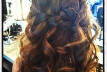 Hairstyles  / by Heather Messinger