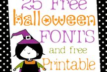 Free Fonts / by Emily Ream