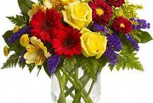 Evalyn's Seasonal/Holiday Flowers