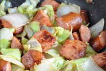 Electric Skillet Meals I Will Try to Make / One pot, complete meals that are easy to make