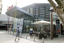 Local Shopping Malls / Local Shopping and Entertainment