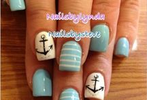 Nail Ideas / Going to try and get everyone of these done.