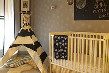 Baby Frame || Nursery Ideas / by Abby Frame