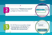 Aprende cómo hacerlo - Movistar / Te explicamos paso a paso la forma más rápida de realizar  tus consultas, trámites y pagos a través de internet. Si tienes dudas, también puedes preguntarle a nuestro Guía en Facebook.com/movistarcolombiaoficial o Twitter: @MovistarCo.