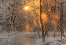 Winter, Mother Nature's White Coat... / Winter, snow, light / by Pitsit sekaisin