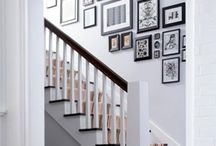 staircase picture ideas