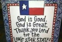 TEXAN ALL THE WAY / by DeDee Trattles