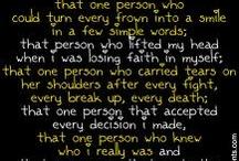 Quotes<3 / by Cierra