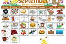 Holidays calendars