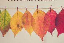 New Months, New Starts