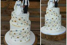 ArtDelicia - Celebration / Wedding Cakes / By Diana Teixeira - https://m.facebook.com/LojaArtDelicia https://www.facebook.com/DianaCGTeixeira https://lojaartdelicia.com/