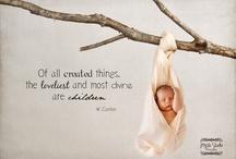children & baby love / by Heather Wattling