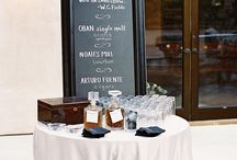Cigar + Whiskey Bar Wedding