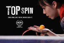Top Spin - The Movie / Ping Pong Like You've Never Seen It! / by USA Table