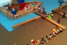 Thema Sinterklaas bouwhoek