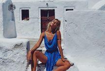 Santorini / Mykonos