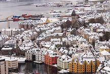 NORWAY / by Bisuteria Veneziana