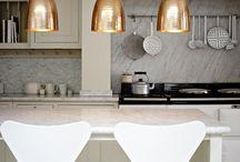 Decorating with Gold / Decorating with gold.  Gold accents.  Gold home decor trend.