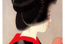 Japanese/Chinese Erotic Art / by Saher Saman