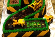 Tractor /Truck Birthday Party