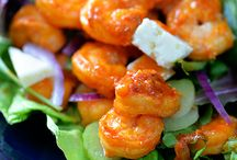 Seafood Entrees
